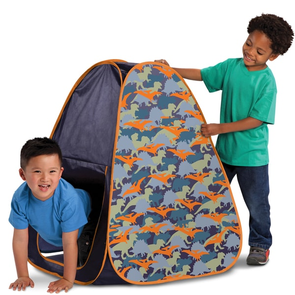 Discovery Kids Dino Pop-Up Play Tent