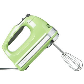 KitchenAid RRKHM7GA Green Apple 7-speed Digital Hand Mixer (Refurbished)