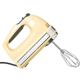 KitchenAid RRKHM7MY Majestic Yellow 7-speed Digital Hand Mixer (Refurbished)