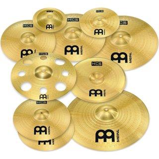 Meinl Cymbals HCS-SCS1 Ultimate Cymbal Set