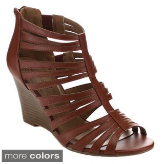 Bonnibel Trina-1 Women's Strappy Wedges
