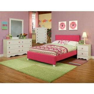 Sandberg Furniture Dulce Full Upholstered Bedroom Set
