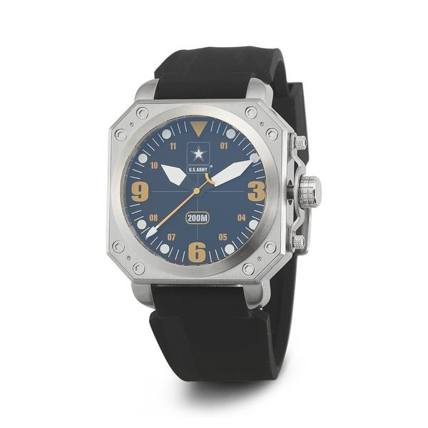 Wrist Armor Men's WA259 U.S. Army C4 Blue Dial Watch