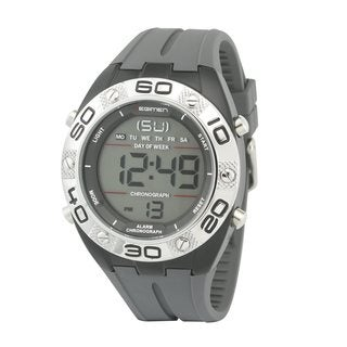 Regimen Men's RW1170 Black Digital Chronograph Watch
