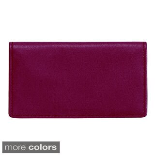 Royce Leather Tri-view ID Card Holder Case