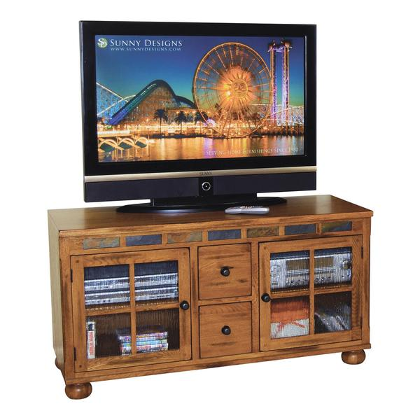 """Sunny Designs Sedona 52"""" TV Console 15184631"""