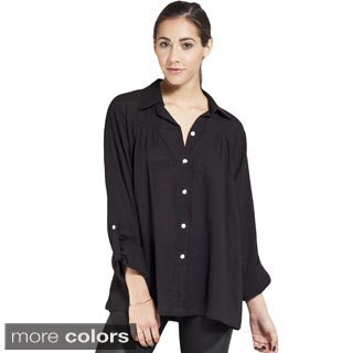 Women's Classic Cotton Button Down Shirt (Thailand)