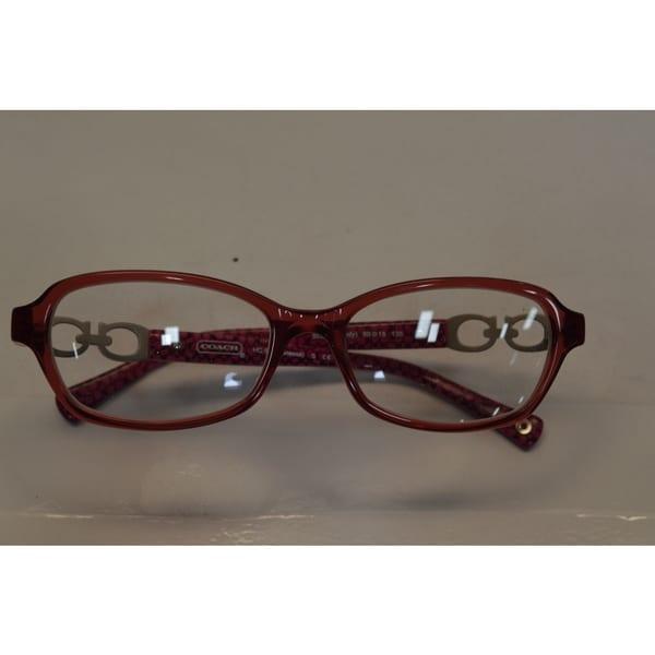 Coach Vanessa Eyeglass Frames : Coach Readers Womens Vanessa Rectangular Reading Glasses ...