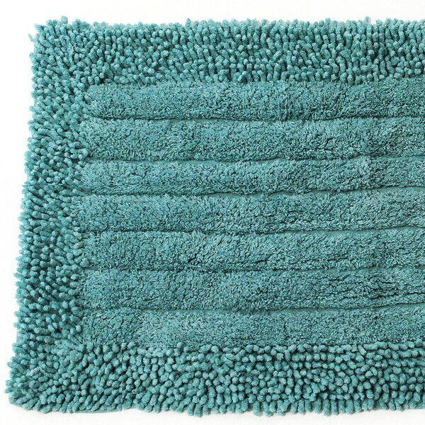 Pam Grace Creations Cotton Solid Bath Mat (As Is Item)