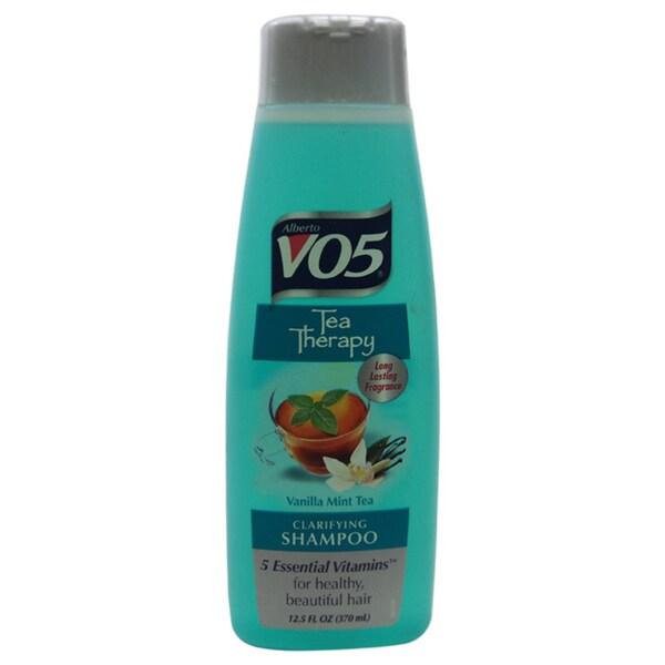 Alberto VO5 Tea Therapy Vanilla Mint Tea 12.5-ounce Shampoo