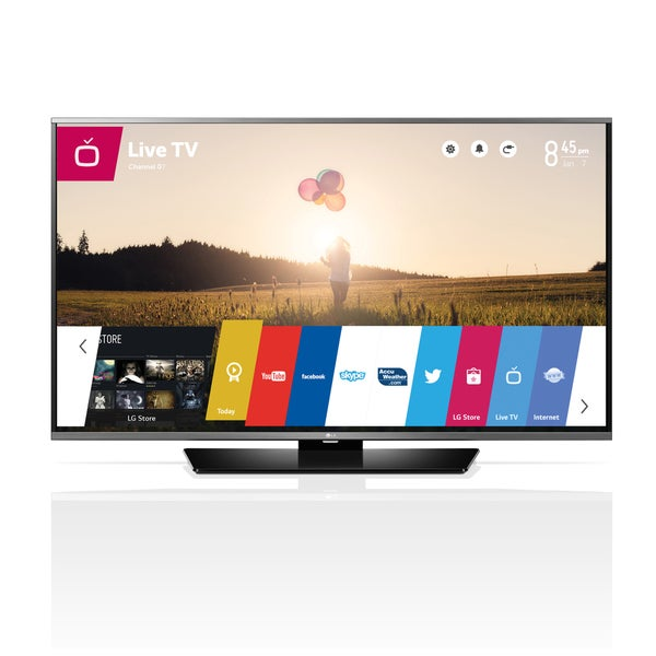 LG 65LF6300 65-inch 1080p 120Hz Smart Wi-Fi LED TV with webOS 2.0