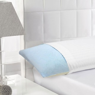 Maison Blanche Gel Shredded Memory Foam Pillow