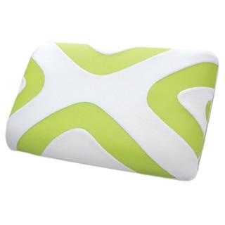Maison Blanche Neon Memory Foam Pillow