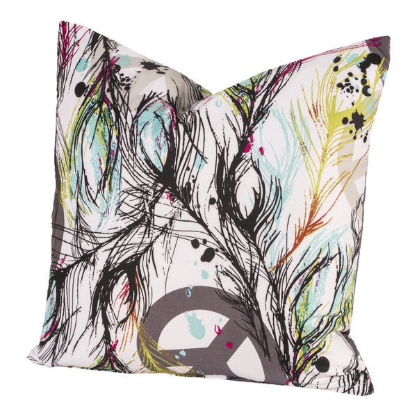 Dream Catcher Throw Pillow