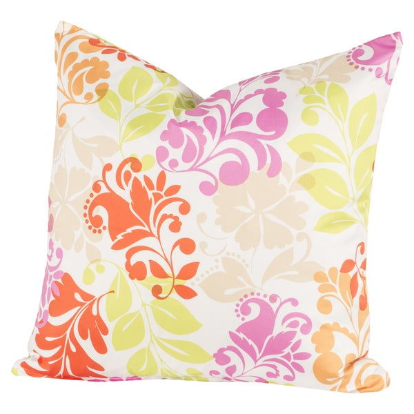 Spring Forward Throw Pillow