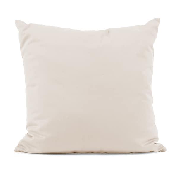 Titan Natural 16-inch Throw Pillow