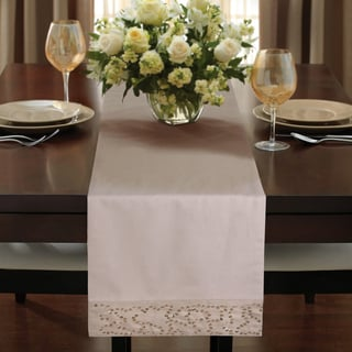 Jovi Home Savona Hand-sequined Table Runner