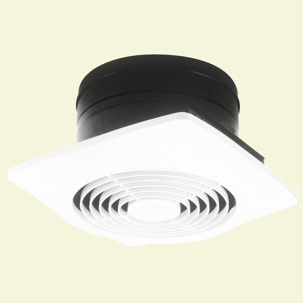 180 CFM Ceiling Vertical Discharge Exhaust Fan