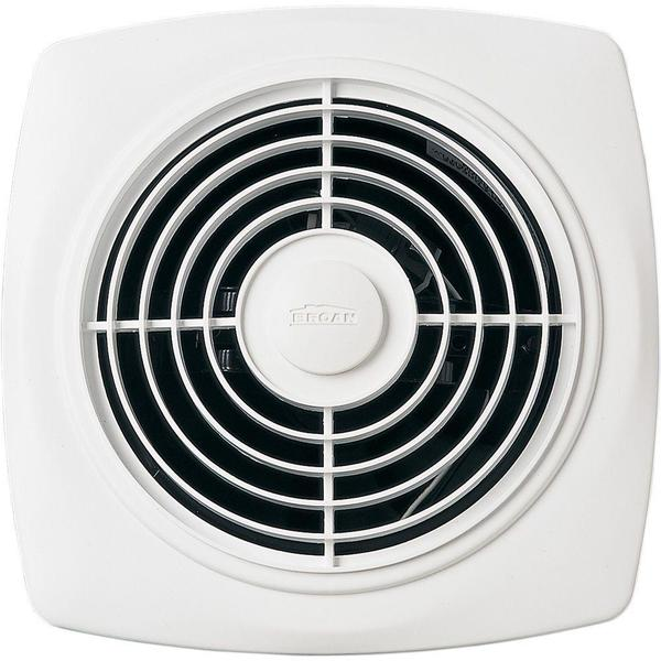 180 CFM Through-the-Wall Exhaust Fan