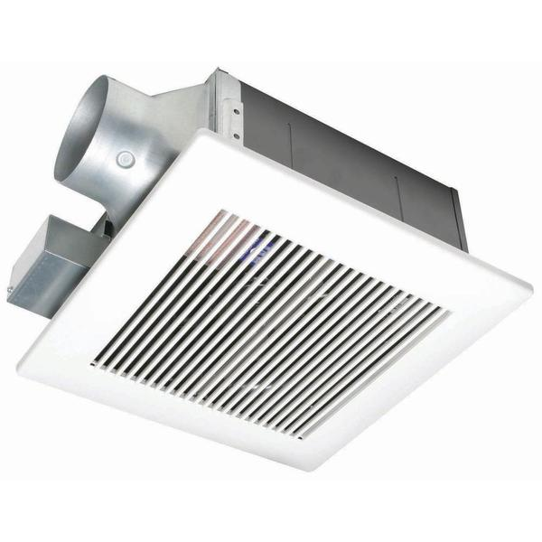 WhisperFit 110 CFM Ceiling Low Profile Exhaust Bath Fan ENERGY STAR*