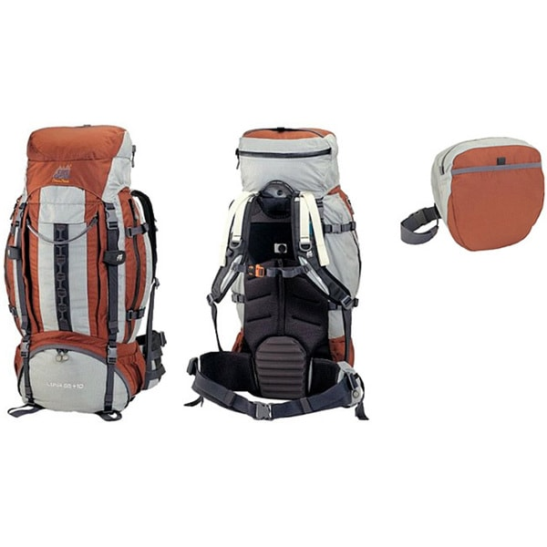 Women's High Peak Luna 65+10 Backpack