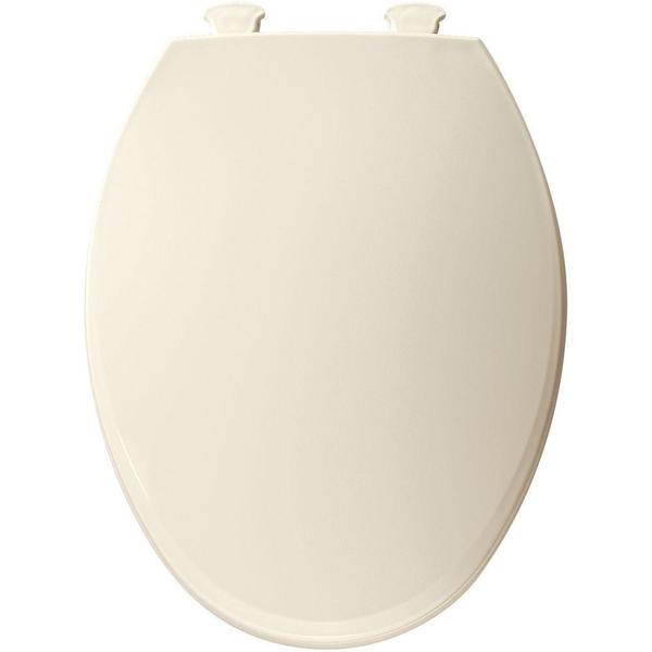 Lift-Off Elongated Closed Front Toilet Seat