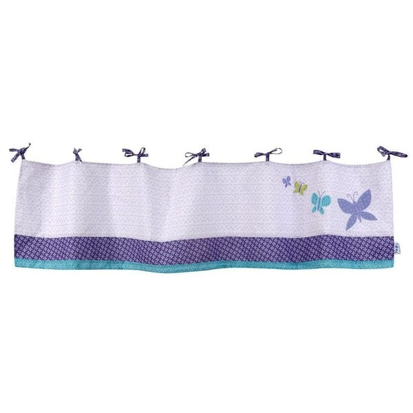 NoJo Beautiful Butterfly Valance