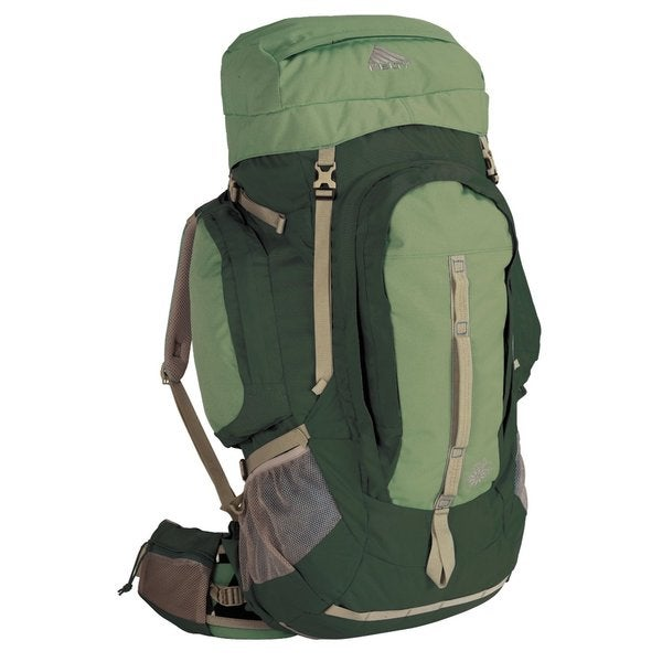 Kelty Women's Coyote 75 Jade Internal Frame Backpack