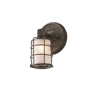 Troy Lighting Mercantile 1-light Bath Sconce