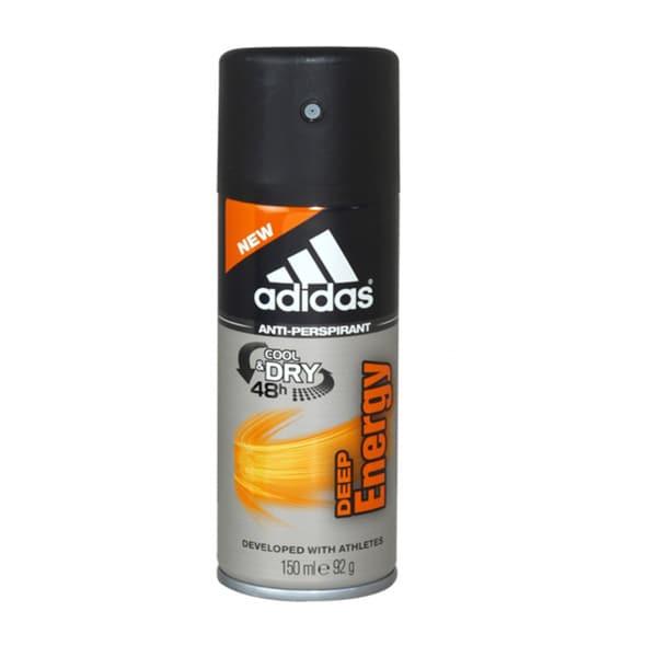 Adidas Deep Energy Cool & Dry 48-hour Anti-perspirant Spray