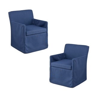 Upton Home Riviera Outdoor Sofa Chairs 2pc Set