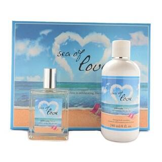 Philosophy Sea of Love Women's 2-piece Gift Set