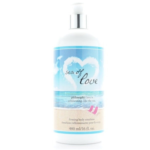 Philosophy Sea of Love Firming 16-ounce Body Emulsion
