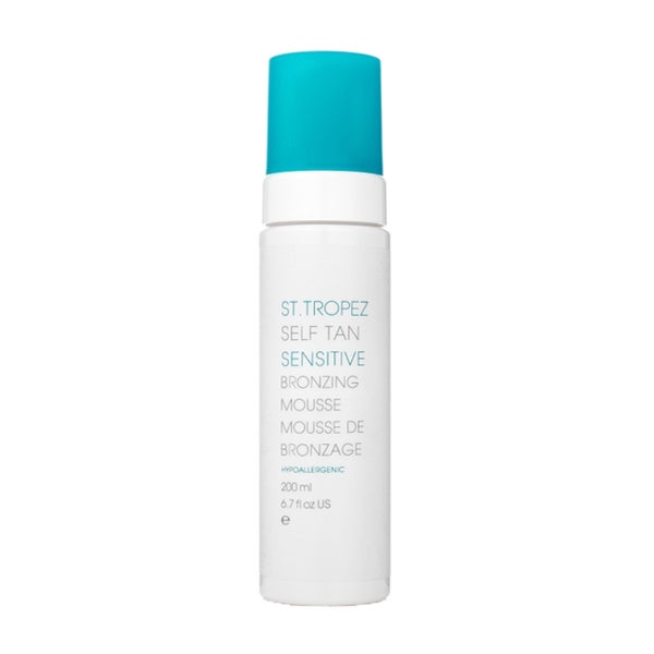 St. Tropez Self Tan Sensitive 6.7-ounce Bronzing Mousse