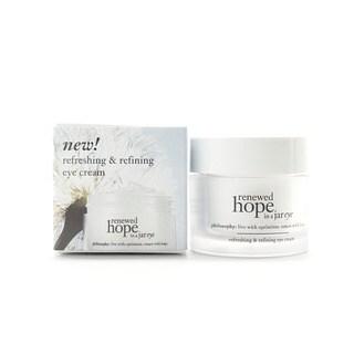 Philosophy Renewed Hope In A Jar Eye Cream