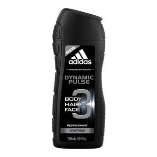 Adidas Dynamic Pulse Peppermint Hair and Body Shower Gel