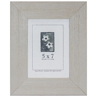 Farmhouse Barnwood Picture Frame (5-inch x 7-inch)