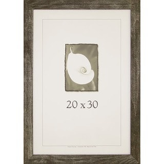 Farmhouse Barnwood Picture Frame (20-inch x 30-inch)
