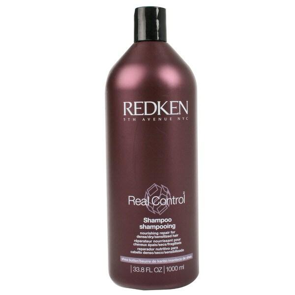 Redken Real Control 33.8-ounce Shampoo