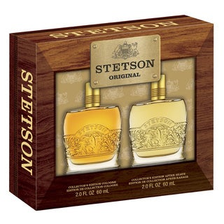 Stetson Men's 2-piece Gift Set