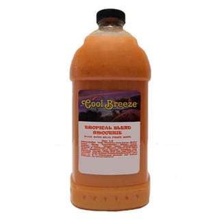 Tropical Blend Frozen Drink Machine Smoothie Mix (Case of 6)