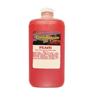 Peach Frozen Drink Machine Slush Mix (Case of 6)