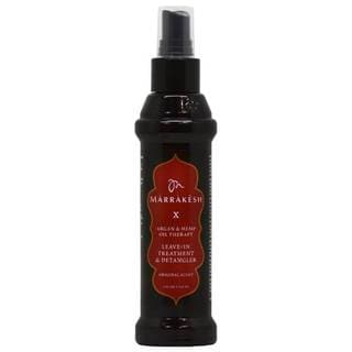 Earthly Body Marrakesh X 4-ounce Leave-in Treatment andby1 Detangler
