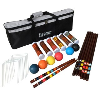 6-Player Croquet Set