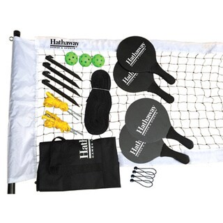 Portable Pickleball Game Set