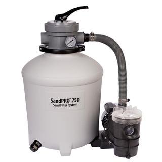 SandPro 75D Filter and .75-HP Pump