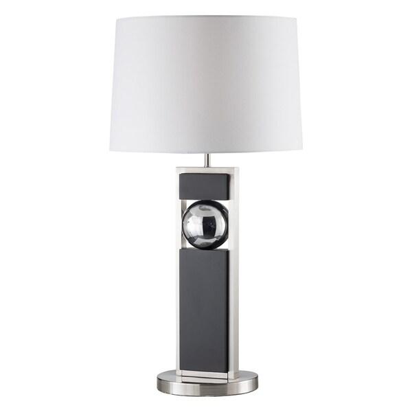 Steel Frame Table Lamp
