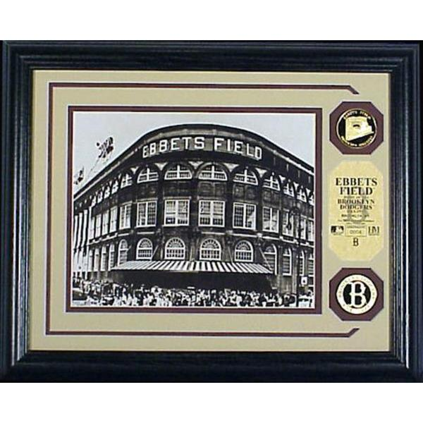 Ebbets Field Gold Coin Photo Mint