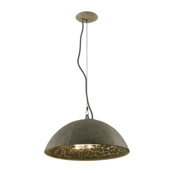 Troy Lighting Relativity 4-light Large Pendant