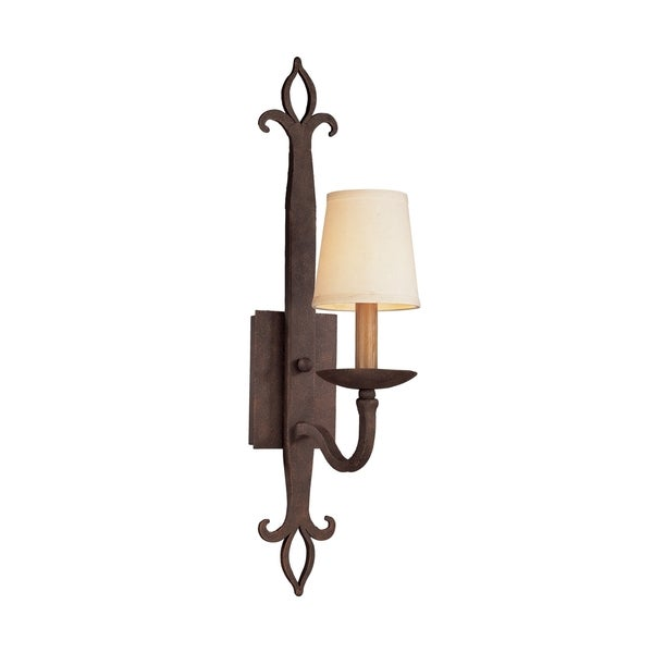 Troy Lighting Lyon 1-light Wall Sconce